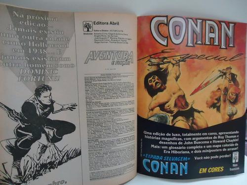 gibi aventura e ficção nº 9 - janeiro 88 - trekus vintage