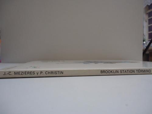gibi brooklyn station - termino cosmos - import. espanha
