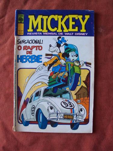 gibi disney mickey n.311 de 1978