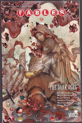gibi fables the dark ages numero 12 - vertigo - importado