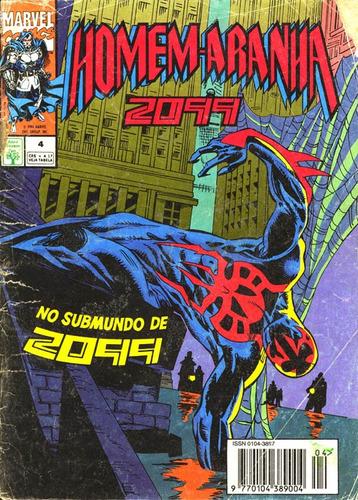 gibi homem-aranha 2099 n° 4