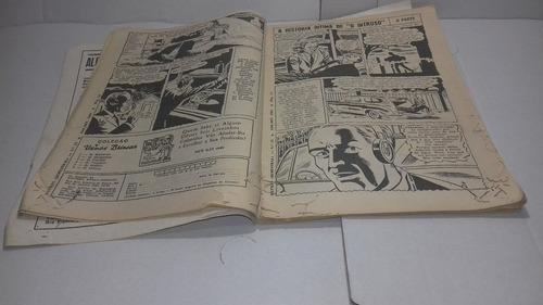 gibi hq batman bimestral nº15 1967