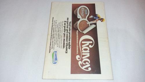 gibi hq pateta # 4 editora abril 1982 disney mickey raro!!
