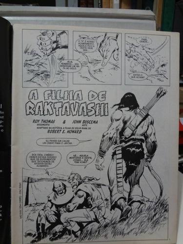 gibi hqs a espada selvagem de conan nº 159 thomas & buscema