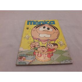 Gibi Monica Nº 195 - Editora Abril - Julho 1986
