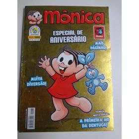 Gibi Monica N° 75 Especial De Aniversario