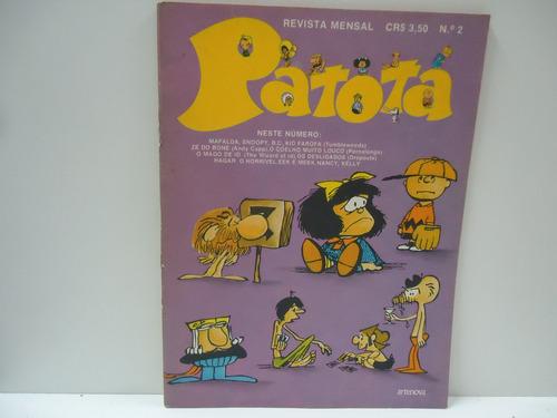 gibi patota nº 2 - ano 1 - by trekus vintage