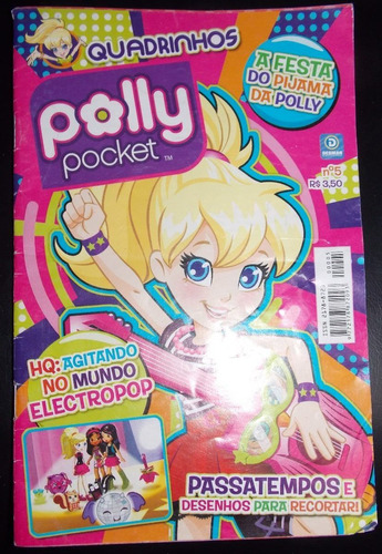 gibi polly pocket n°5