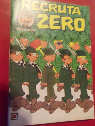 gibi quadrinhos recruta zero no 218 outubro 1980 - p6