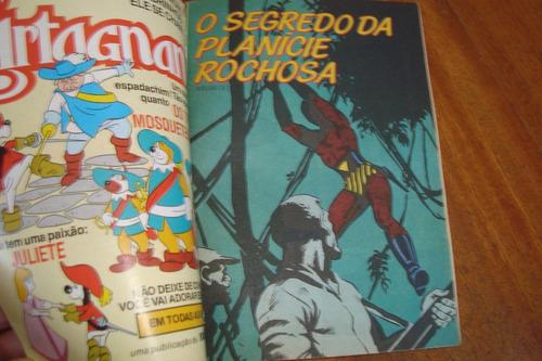 gibi rio grafica / fantasma 368 / segredo planicie rochosa