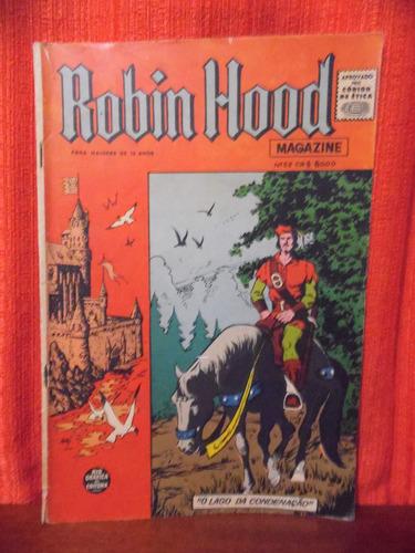 gibi - robin hood o lago da condenação  rio gráfica