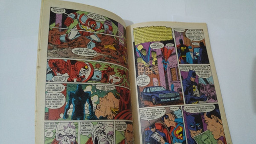 gibi super powers batman e super-homem nº 26 hq