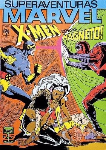 gibi - superaventuras marvel   n-53 - x-men contra magneto!