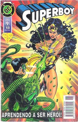 gibi superboy nº 18 ed. abril