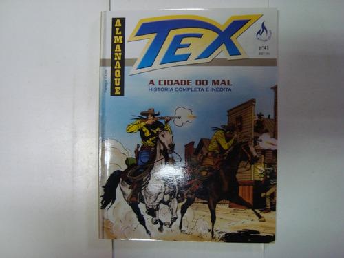 gibi - tex - almanaque nº 41