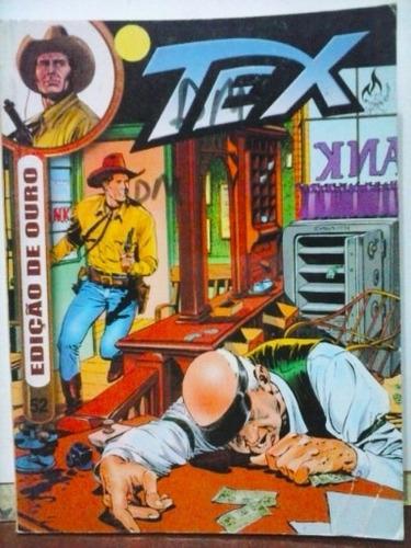 gibi - tex - edição de ouro - n° 52 - o último paraíso