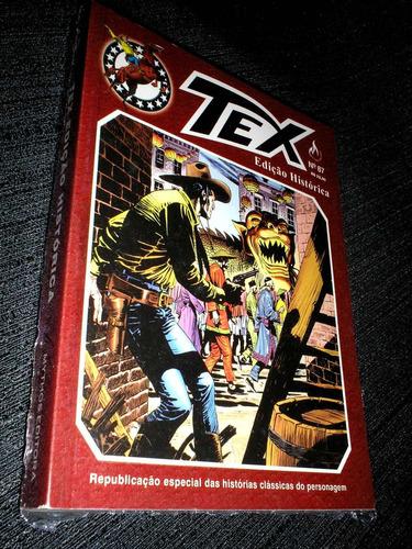 gibi tex - edição historica nº 87 - lacrada - heroishq