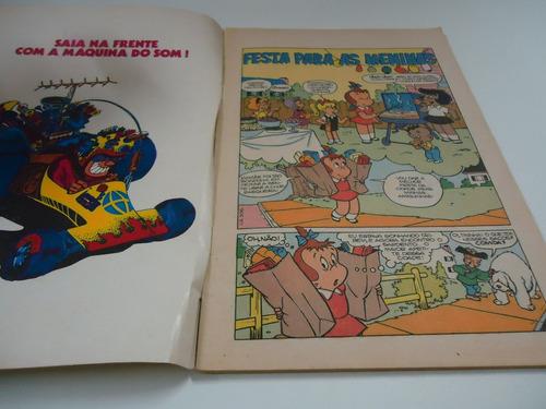 gibi tininha nº 105- ed. globo - by trekus vintage