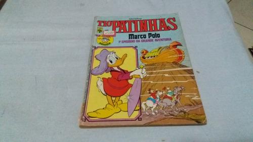 gibi tio patinhas nº 229 - editora abril - junho 1984