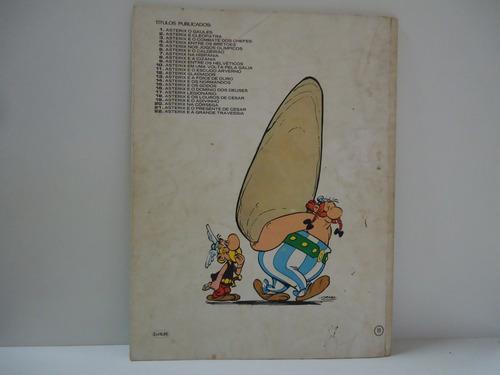 gibi uma aventura de asterix - uma volta pela gália -cedibra