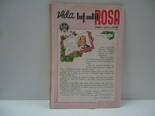 gibi vida infantil rosa nº9-novembro 1950- by trekus vintage