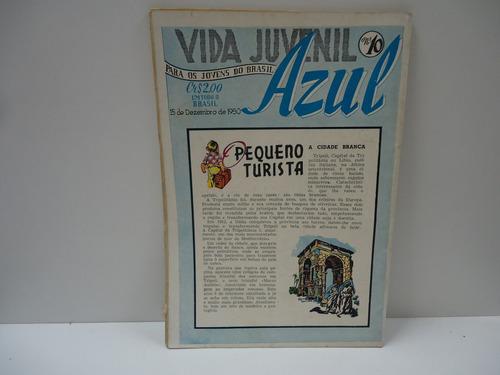 gibi vida juvenil azul nº10- dezembro 1950-by trekus vintage