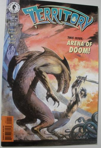 gibis ficção científica americanos dark horse comics anos 90