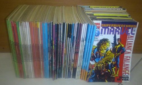 gibis superaventuras marvel revistas em quadrinhos