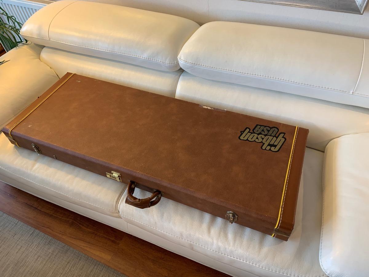Gibson Explorer Black 1999 + Case Original ¨good Wood Era¨ - $ 1 390 000