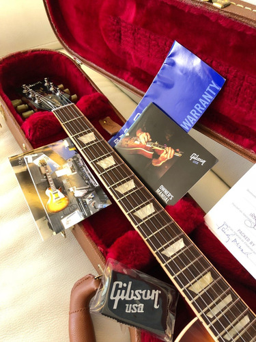 gibson les paul classic 2016, suhr, ohsc (fotos reales)