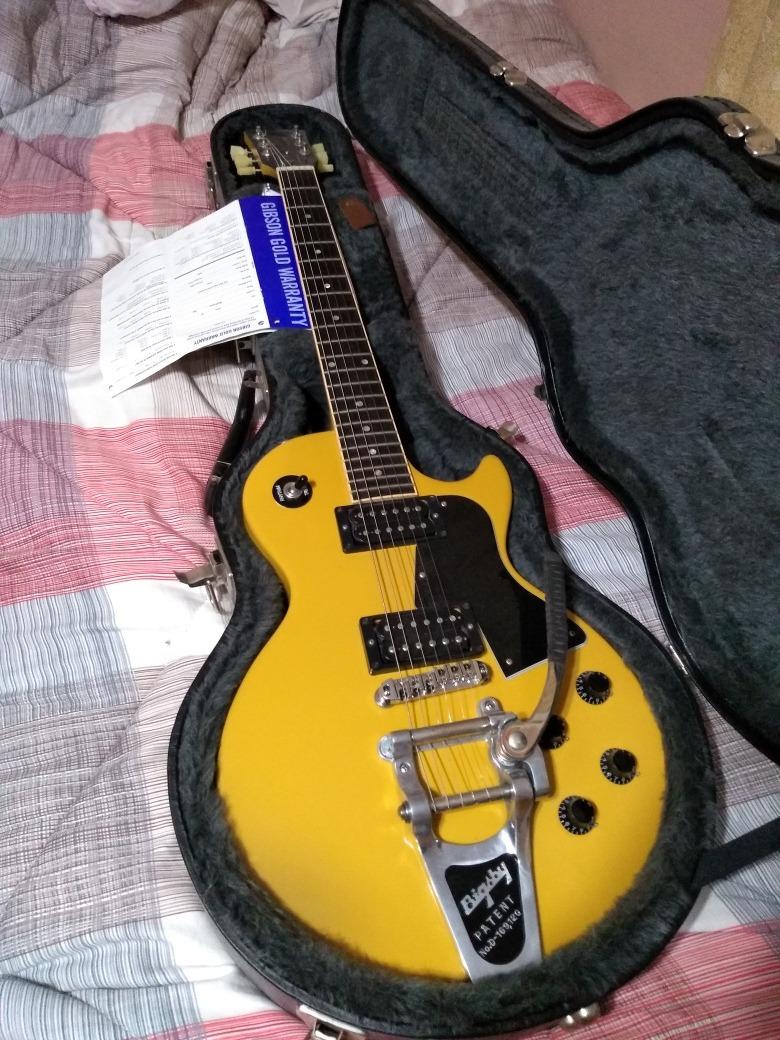 Gibson Les Paul Junior Special 12000000 En Mercado Libre