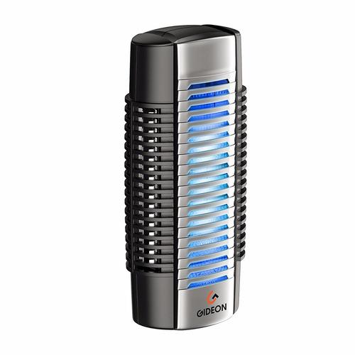 gideon electronic plug-in purificador de aire con ventilador
