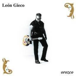 gieco leon orozco cd nuevo