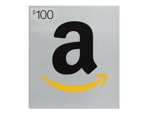 gift card amazón 100usd- dolar a 2900