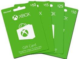 gift card xbox 30 usd  digital inmediata