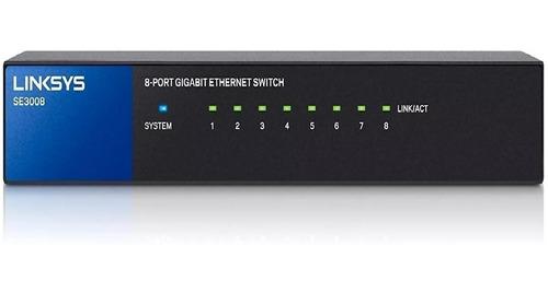 gigabit puertos switch