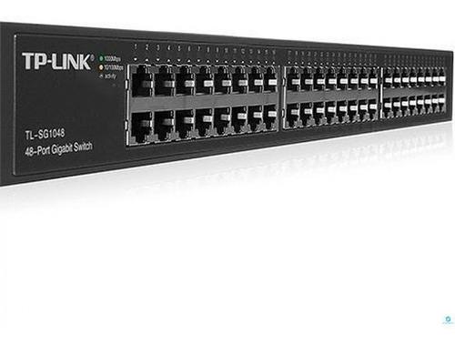 gigabit switch de 48 puertos