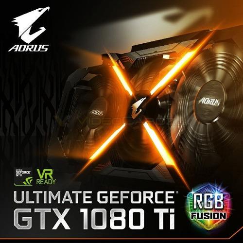 gigabyte aorus nvidia 1080 ti extreme edition 11gb $9,900