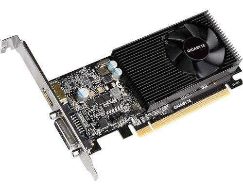 gigabyte geforce gt 1030gv-n1030d52gl, tarjeta de com