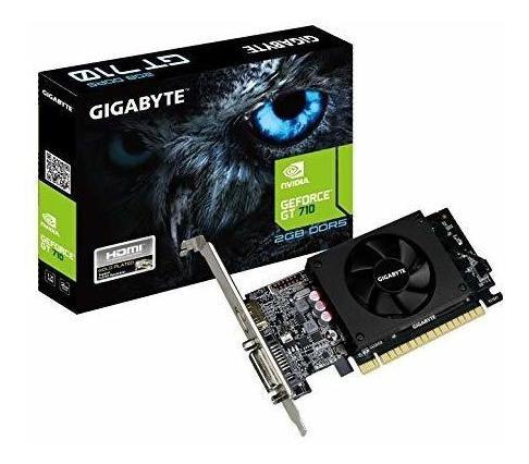 gigabyte geforce gt 7102gb tarjetas gráficas y apoyo pci