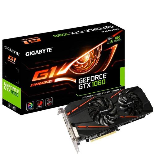 gigabyte geforce gtx 1060 g1 gaming gv-n1060g1gaming-6gd.