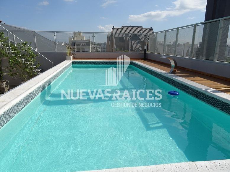 gigante!! 50m2 - a estrenar nueva cordoba piscina sum cocheras imperdible!!