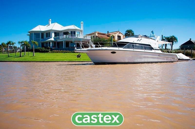gigante lote al río en el yacht