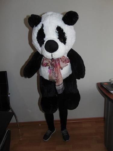 gigantes peluches peluche gigante panda oso conejo vaca leon