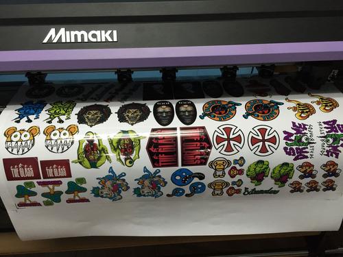 gigantografias $7m2,rotulos,letras 3d,etiquetas, stickers