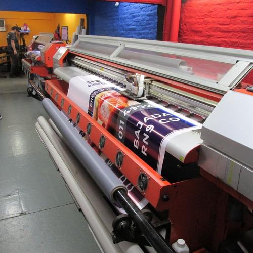 gigantografias en cuarentena al gremio $ 420 mt2