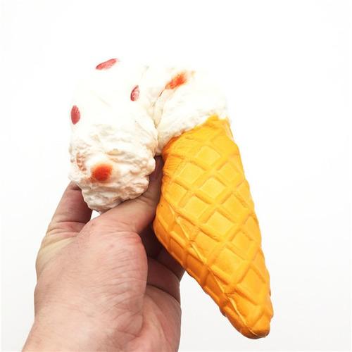 gigglebread ice cream cone squishy 19 * 10cm embalaje origin