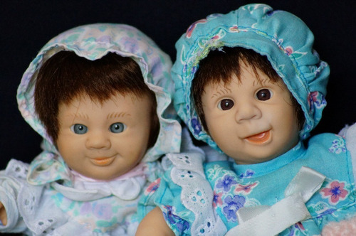 gigo muñecas gestitos expressions geli reborn