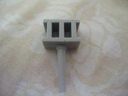 gijoe 1988 road pig v1 gray cinderblock hammer