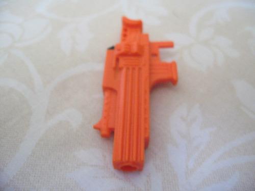 gijoe 1994 flint v4 orange missile launcher